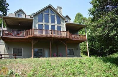 Towns County Single Family Home For Sale: 1731 White Oak Forest Ln