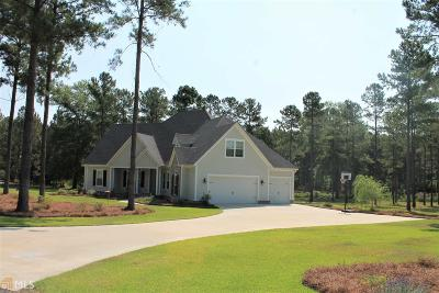 Statesboro Single Family Home For Sale: 241 Alexander Farms Rd W