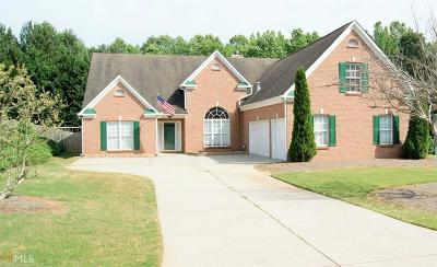 Flowery Branch Single Family Home For Sale: 6241 Saddlehorse Dr