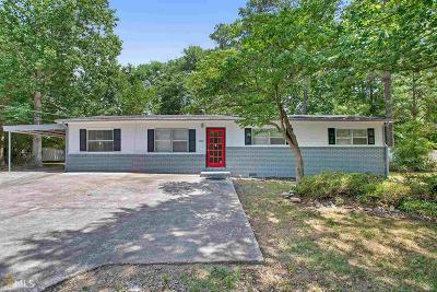 Powder Springs Single Family Home For Sale: 4322 Macedonia Rd
