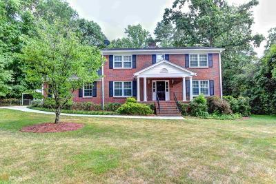 Atlanta Single Family Home For Sale: 561 Dalrymple Rd