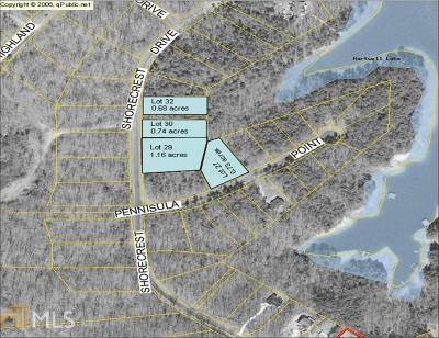 Martin Residential Lots & Land For Sale: 2 Shore Crest Dr #Lot 32