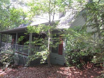 Sautee Nacoochee Single Family Home For Sale: 304 Hawks Nest #G-4