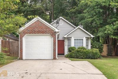 Powder Springs Single Family Home Under Contract: 3756 Olde Oak Ct