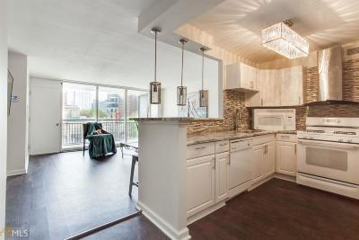 Windsor Over Peachtree Condo/Townhouse For Sale: 620 NE Peachtree St #502