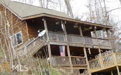 Hiawassee Single Family Home For Sale: 19 Red Bud Spur