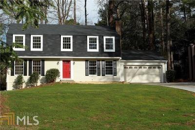 Roswell Single Family Home New: 130 Hillside Ln