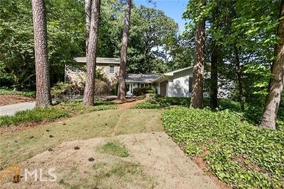 Single Family Home For Sale: 3503 Hillstone Ct
