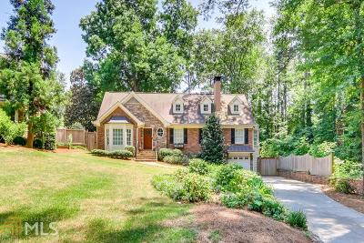 Single Family Home For Sale: 3603 Kingsboro Rd