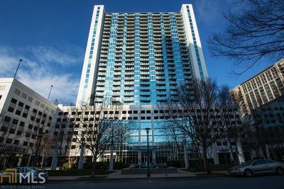 Realm Condo/Townhouse For Sale: 3324 Peachtree Rd #1808
