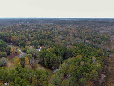 Newton County Residential Lots & Land New: 1631 Gum Creek Rd