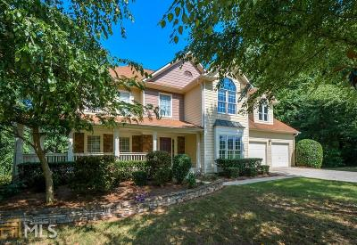 Roswell Single Family Home For Sale: 6010 Claiborne Cv