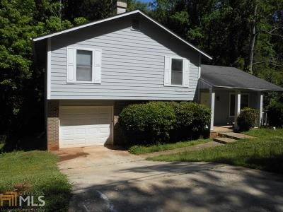 Stone Mountain Rental For Rent: 1467 Muirfield Dr