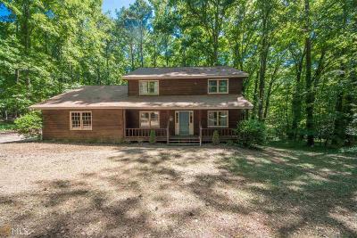 Sharpsburg Single Family Home For Sale: 1778 Palmetto Tyrone Rd