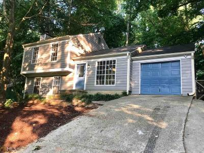 Duluth Single Family Home New: 4672 Satellite Blvd