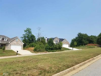 Newton County Residential Lots & Land New: 9208 Golfview Cir #24