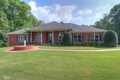 Loganville Single Family Home For Sale: 1565 Brooks Farm Path
