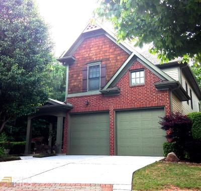 Suwanee Single Family Home For Sale: 1837 Baxley Pine Trce
