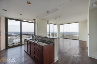Atlanta Condo/Townhouse For Sale: 270 17th St #2710