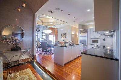 Atlanta Condo/Townhouse For Sale: 3334 Peachtree Road #1707