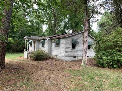 Moreland Single Family Home For Sale: Highway 27 Alternate