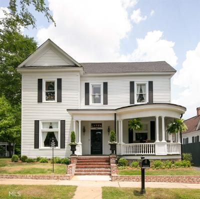 Newnan Single Family Home New: 15 Wesley St