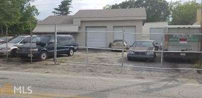 Lithonia Commercial For Sale: 7037 Swift St