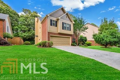 Tucker Single Family Home For Sale: 2613 Salem Xing
