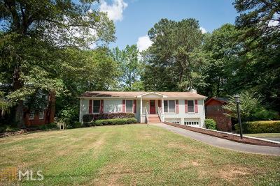 Tucker Single Family Home New: 1572 Darwen Ln