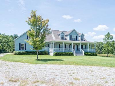 Madison Single Family Home For Sale: 1470 Double Bridges Rd