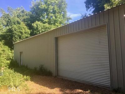 Franklin County Commercial For Sale: 399 Tugaloo State Park Rd