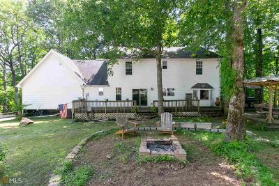 Dahlonega Single Family Home For Sale: 763 Hester Rd