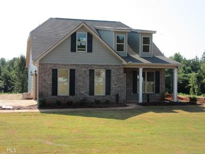 Butts County Single Family Home New: 129 Dub Walker Rd #4