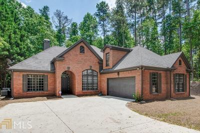 Conyers Single Family Home For Sale: 871 Pleasant Hill Rd Rd