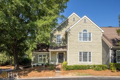 Sandy Springs Condo/Townhouse For Sale: 8 Vernon Glen Ct