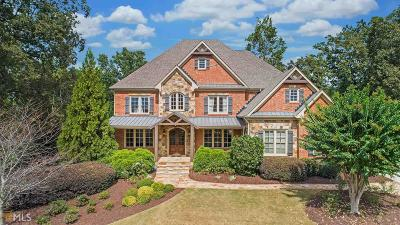 Alpharetta, Milton, Roswell Single Family Home For Sale: 15865 Meadow King Ct