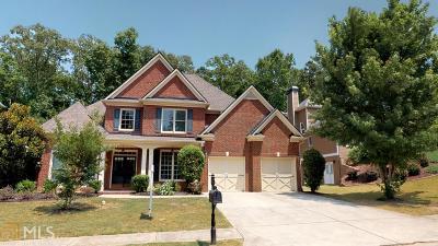 Acworth Single Family Home New: 736 Highcrest Dr