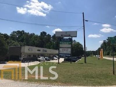 Stockbridge Commercial For Sale: 3230 Highway 42