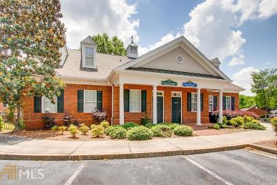 Marietta Commercial For Sale: 3535 Roswell Rd #15
