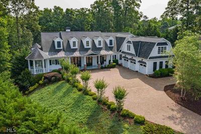 Alpharetta, Milton, Roswell Single Family Home For Sale: 13535 Blakmaral Ln