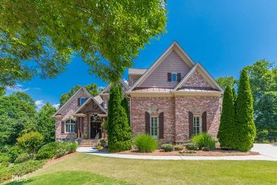 Buford Single Family Home New: 3531 Falls Branch Ct