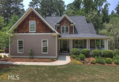 Monroe, Social Circle, Loganville Single Family Home For Sale: 432 Walton St