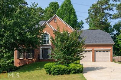 Kennesaw Single Family Home For Sale: 1658 Duxbury Ln