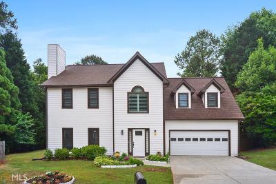Suwanee Single Family Home New: 550 Swan Creek