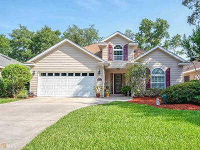 St. Marys Single Family Home For Sale: 1626 Sandpiper Ct