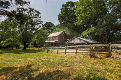 Madison Single Family Home For Sale: 1401 Beaver Dam Rd