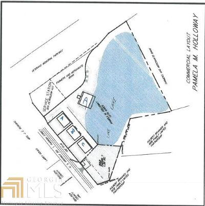 Statesboro Residential Lots & Land New: Highway 301 N #Lot A