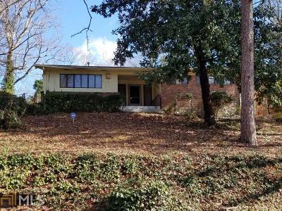 Atlanta Single Family Home Back On Market: 1579 Ezra Church Dr