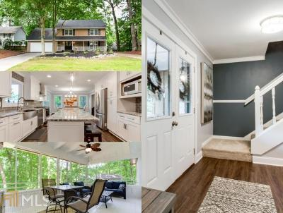 Roswell Single Family Home New: 55 Martin Point Ct