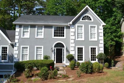 Alpharetta Single Family Home New: 11590 Windbrooke Way
